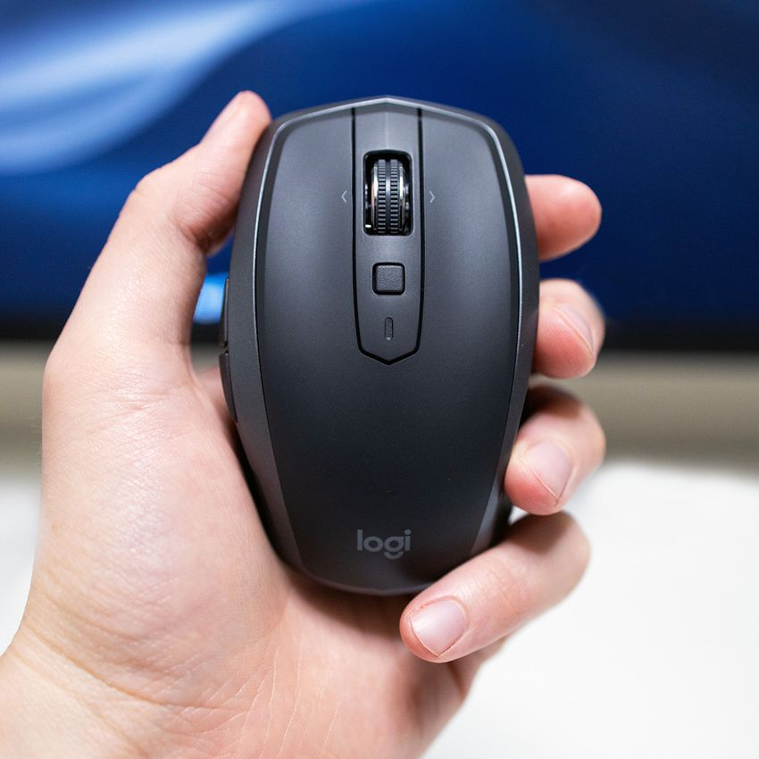 Logitech MX Anywhere 2S Review