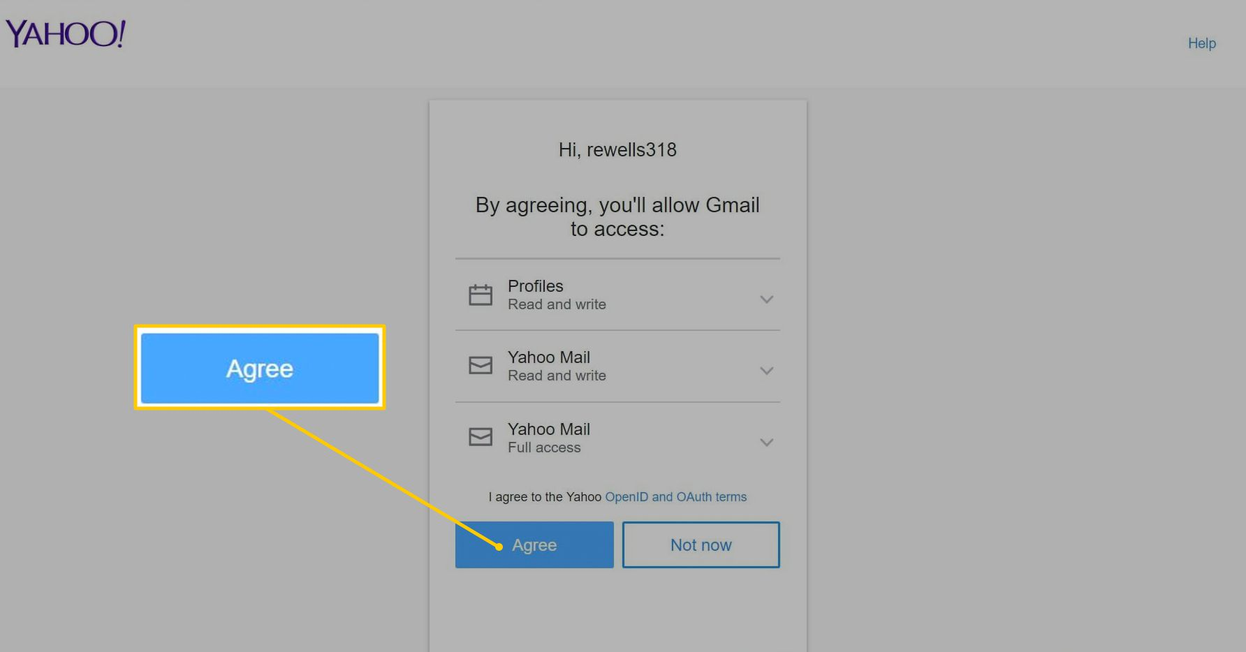 How to Access Yahoo Mail in Gmail