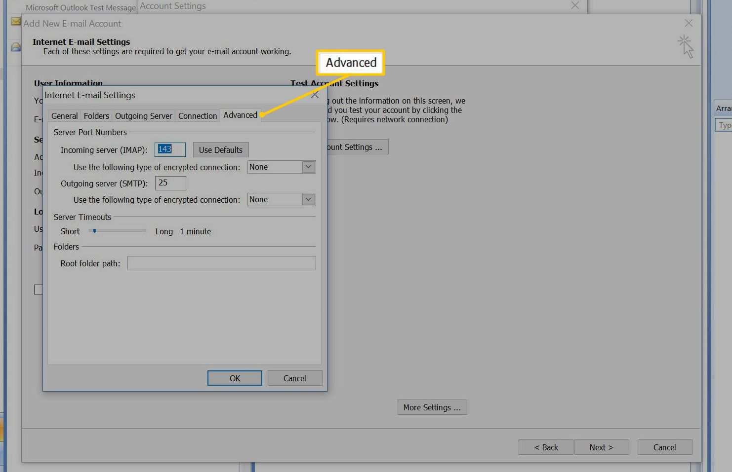 install yahoo mail on outlook 2007