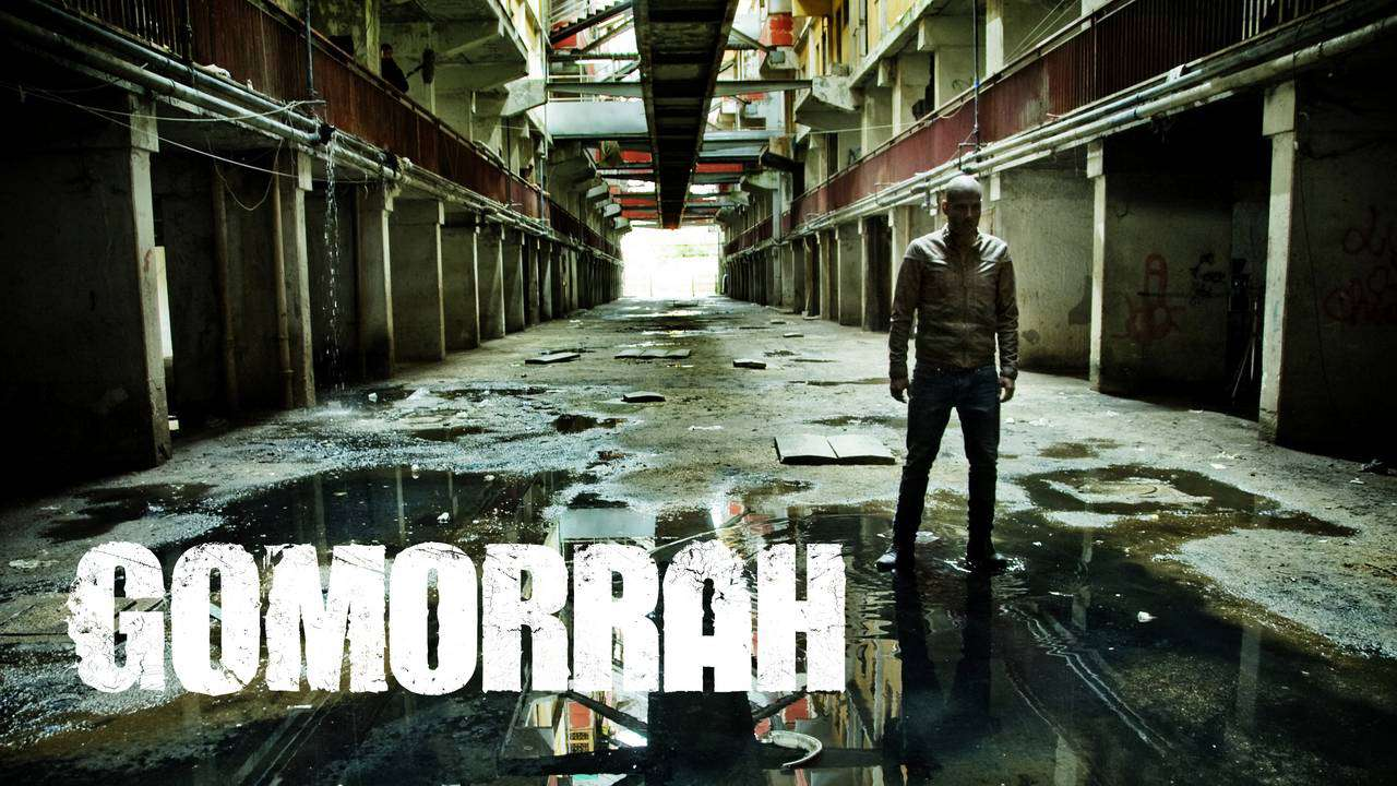 Gomorrah on HBO Max