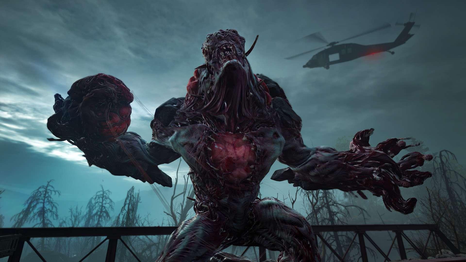 A screenshot from 'Back 4 Blood.'