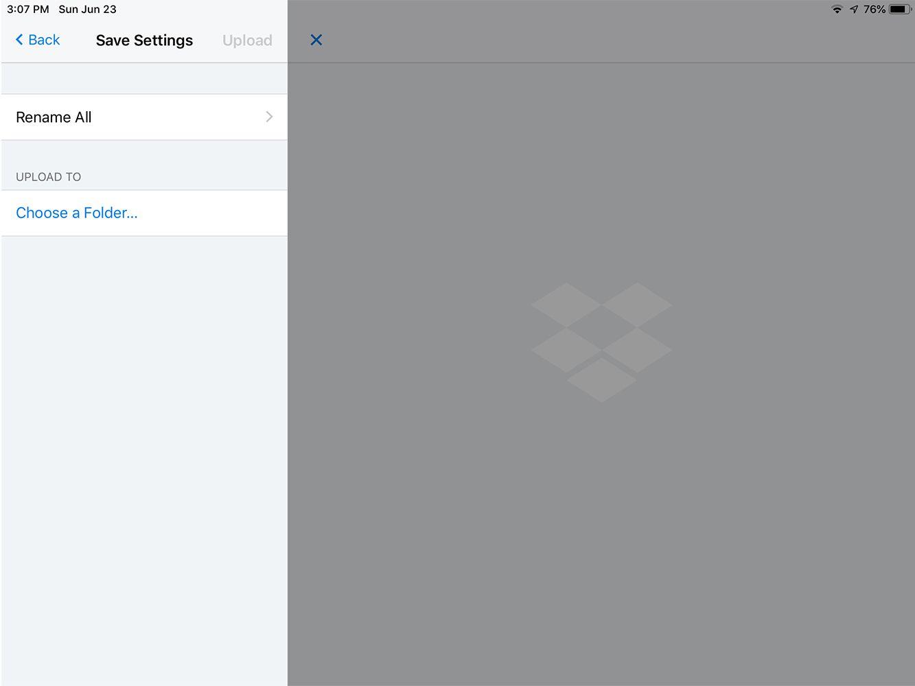 How to Set Up Dropbox on the iPad