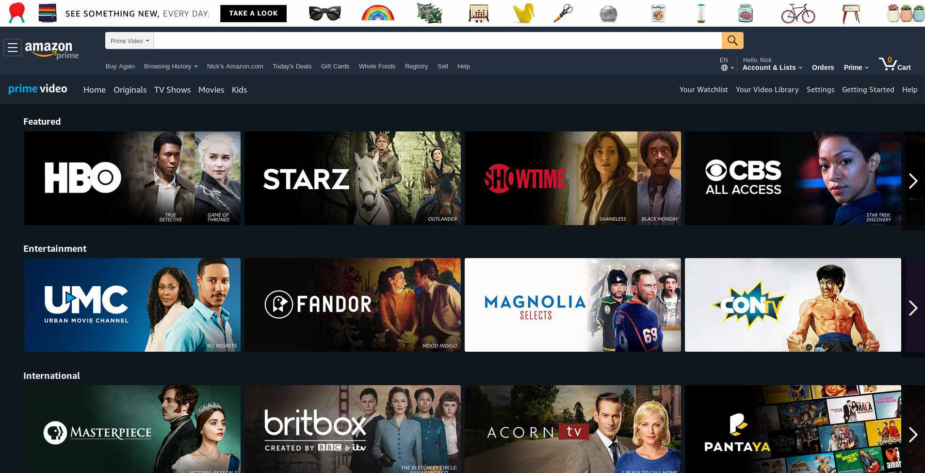 Amazon Channels: How to Add and Use Premium Channels Like