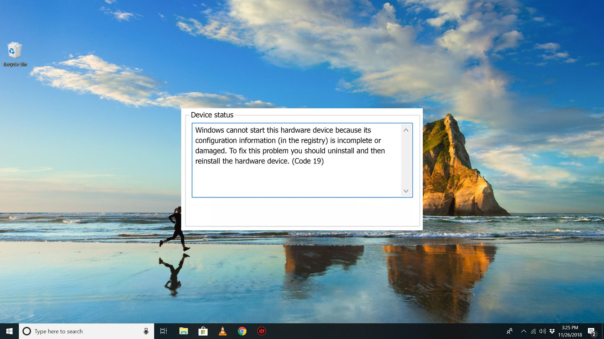 How to Fix Code 19 Errors in Windows