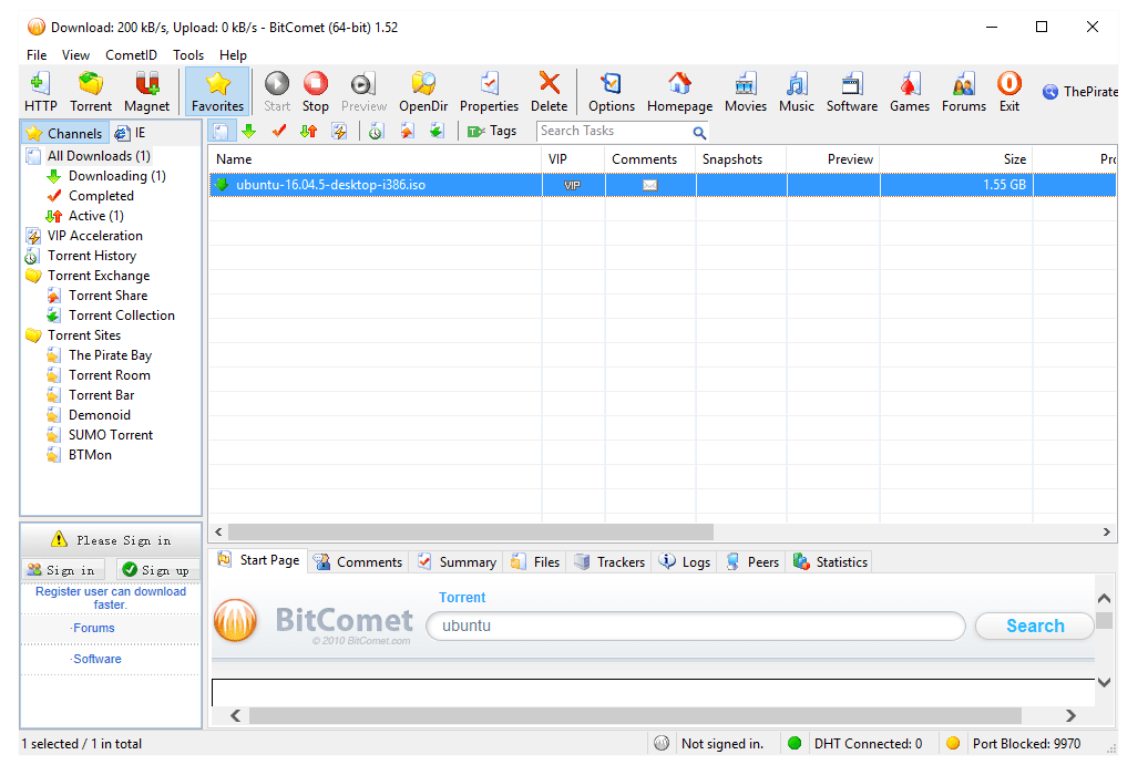 best torrent client windows 10 reddit