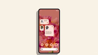 Android 12 new notification upgrades