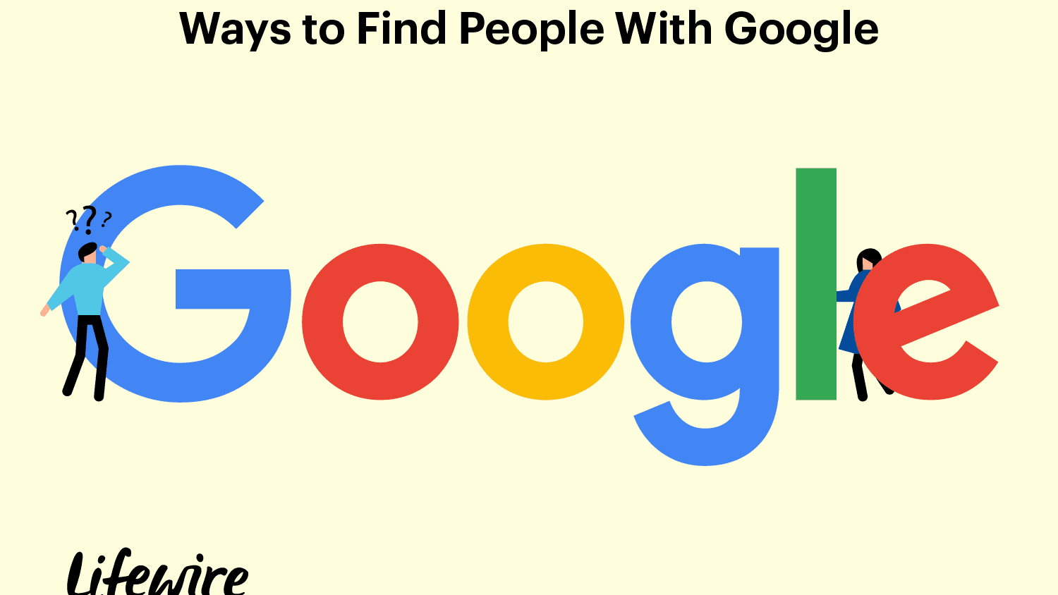 5 Tips for Finding People With Google