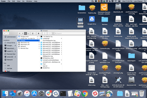 Mapped Drive on Macs