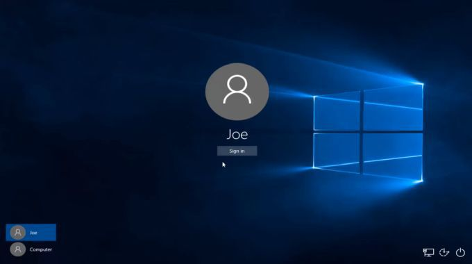 Save Time Switching Users in Windows 10 Without Logging Out