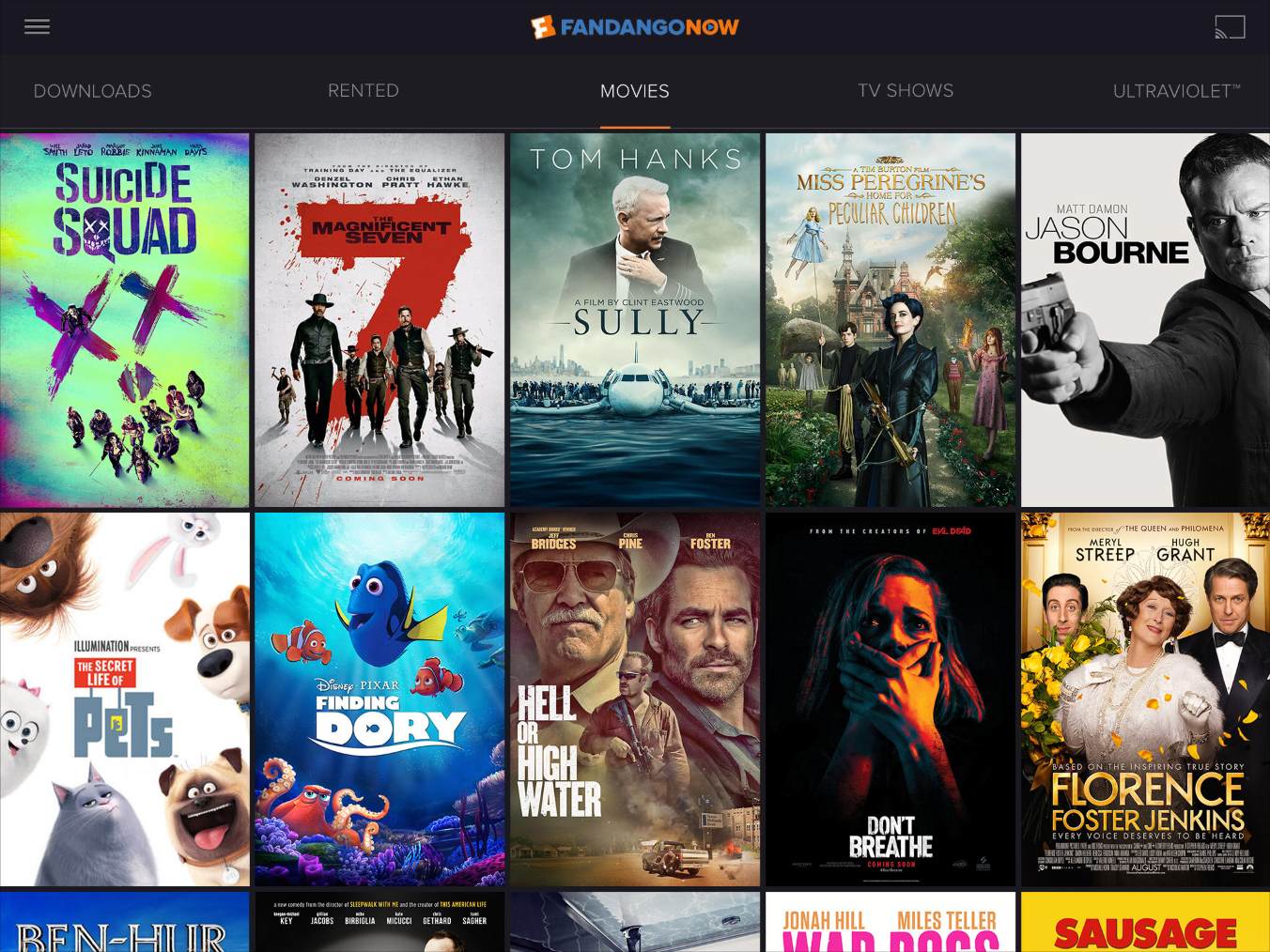 Where Should You Buy Your Digital Movies?