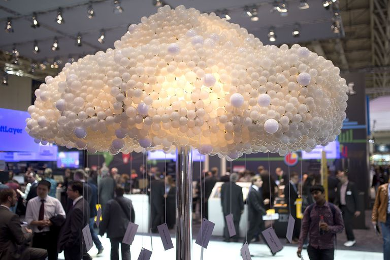 Symbolic Cloud - CeBIT 2014
