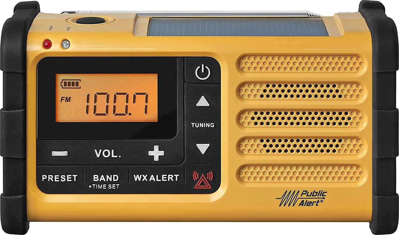 Best Emergency Radio 2019 The 7 Best Emergency Radios of 2019