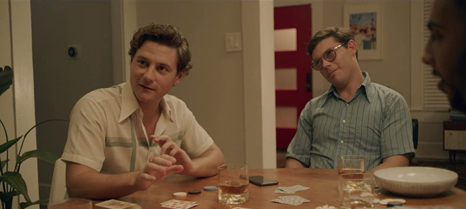 Augustus Prew and Ryan O'Connell in 'Special.'