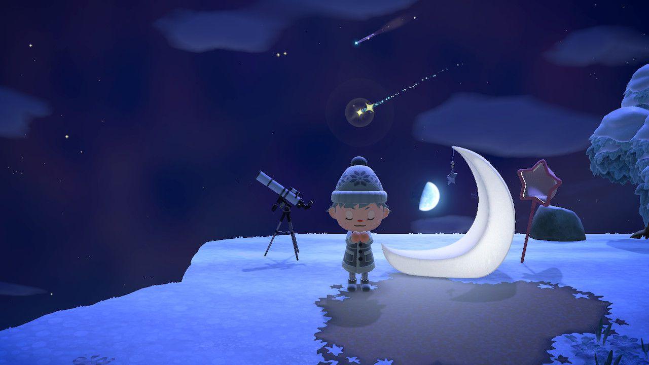 Animal Crossing: New Horizons original screenshot