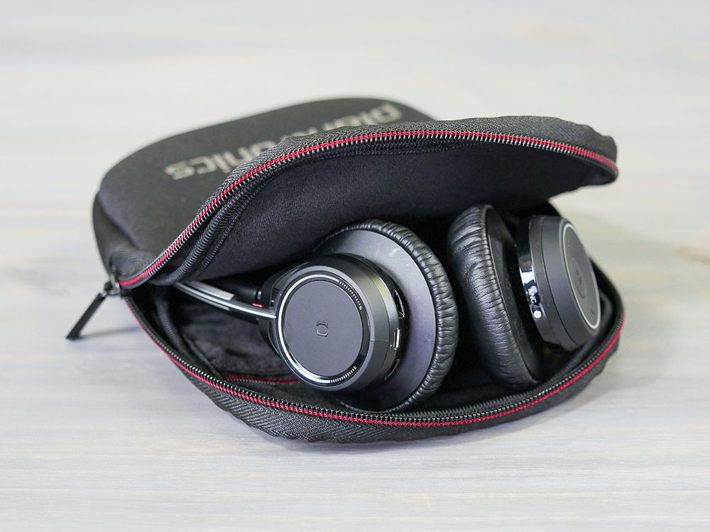 Plantronics Voyager Focus Uc Review Full Featured Headset