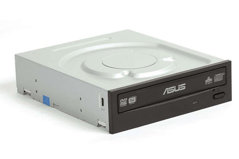 Picture of an Asus 24x DVD-RW Serial-ATA Internal OEM Optical Drive DRW-24B1ST