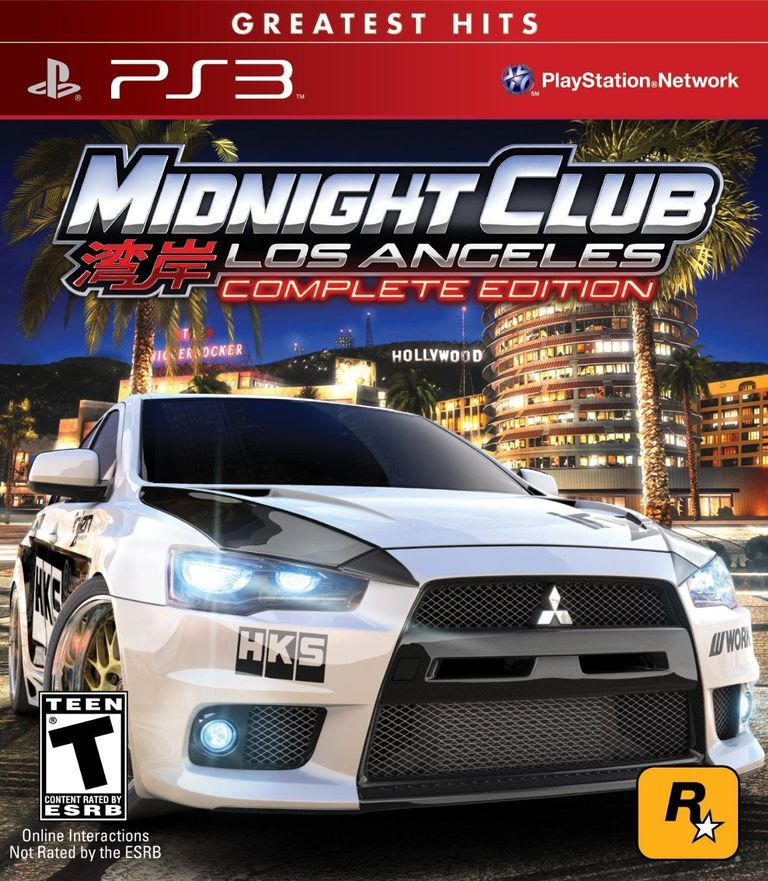 <b>Midnight Club</b>: <b>Los Angeles</b> Downloadable Content