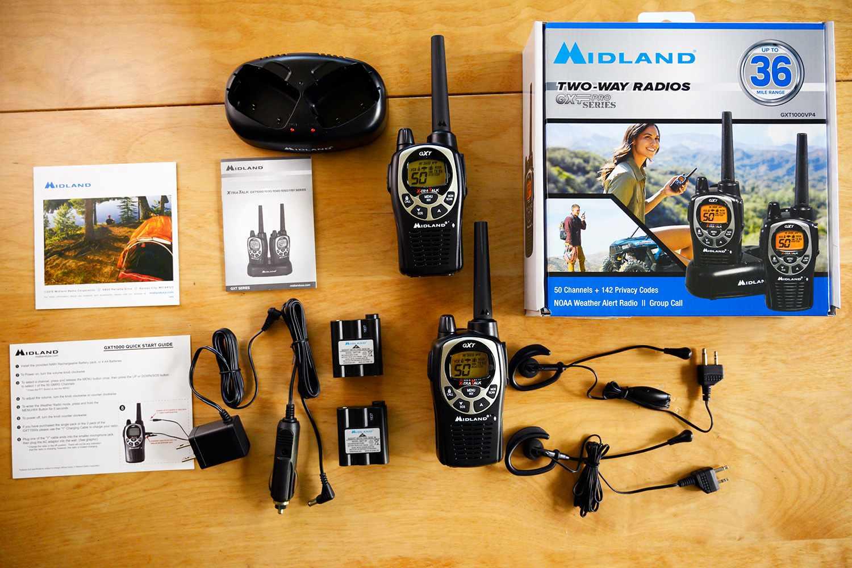 Midland GXT1000VP4