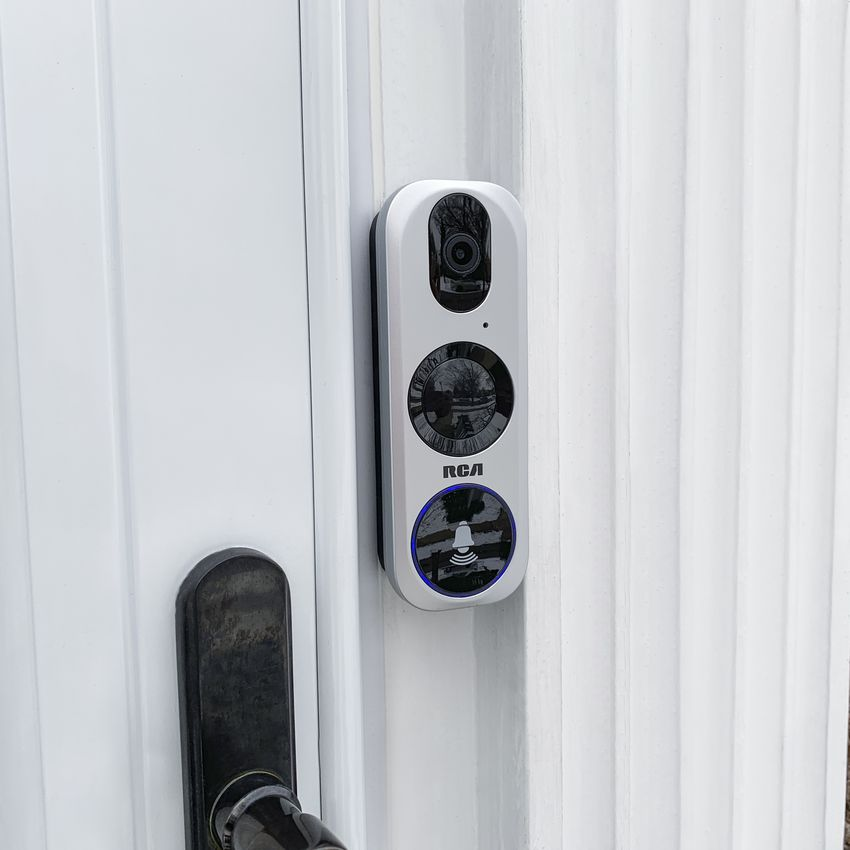 RCA Video Doorbell Camera