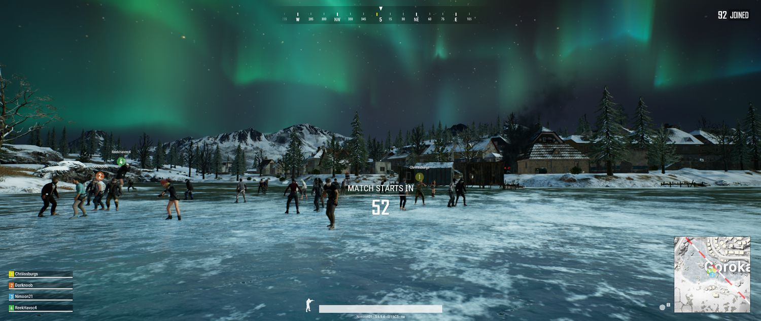 Playerunknown S Battlegrounds Review A Flawed But Fun Battle Royale