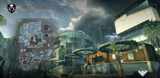 Call of Duty: Ghosts - Chasm Multiplayer Map Ghosts Maps on