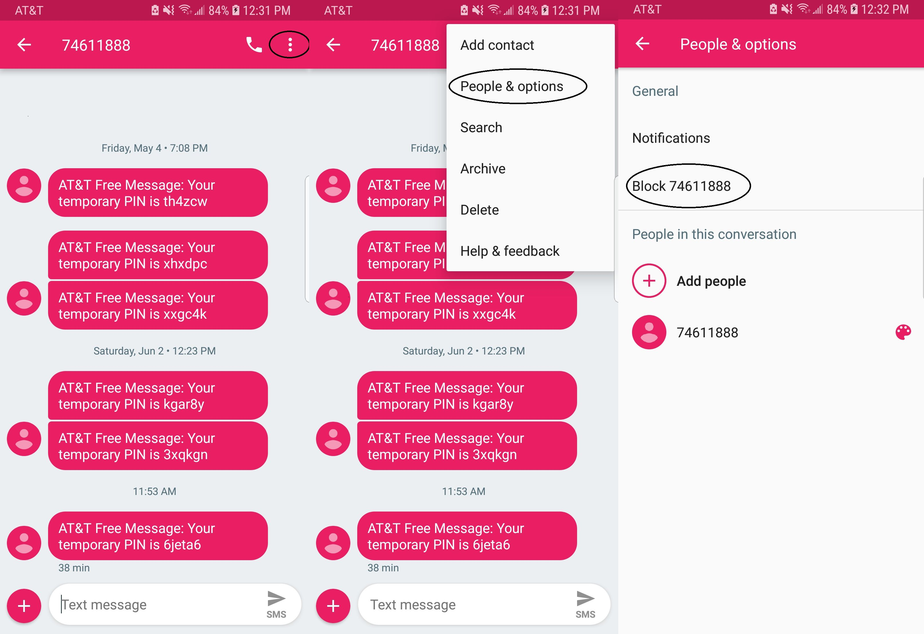 How to Block Text Messages on Android or iPhone