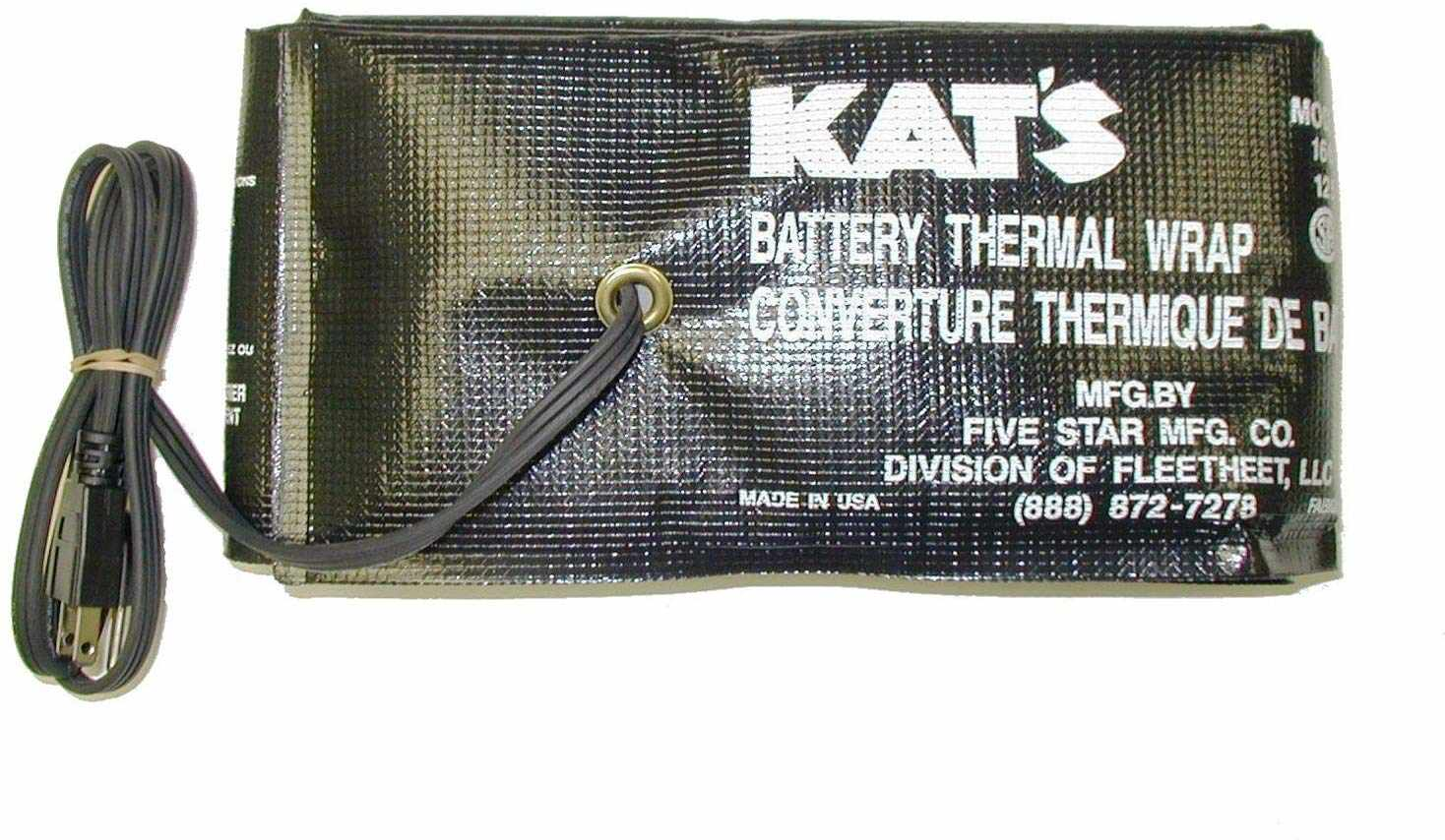 "Kat's 22200 80 Watt 36"" Battery Thermal Wrap"