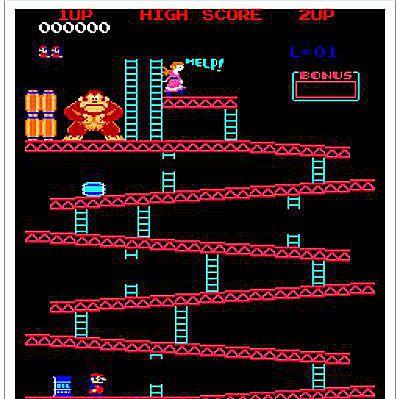 Arcade Game Widget
