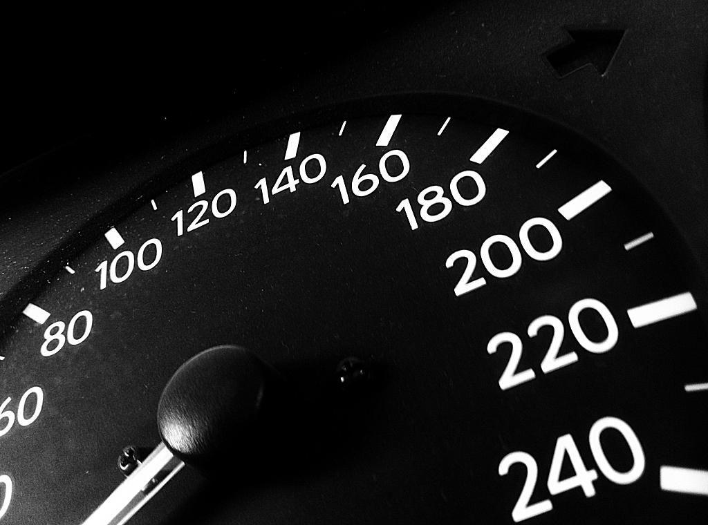 Speedometer Photo from http://www.sxc.hu/photo/1390189