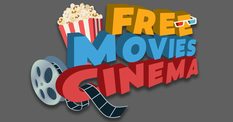 Free Movies Cinema logo