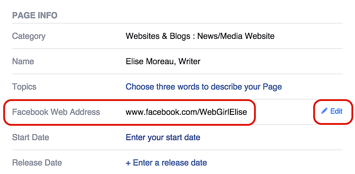 How to Change Your URL on Every Major Social Network
