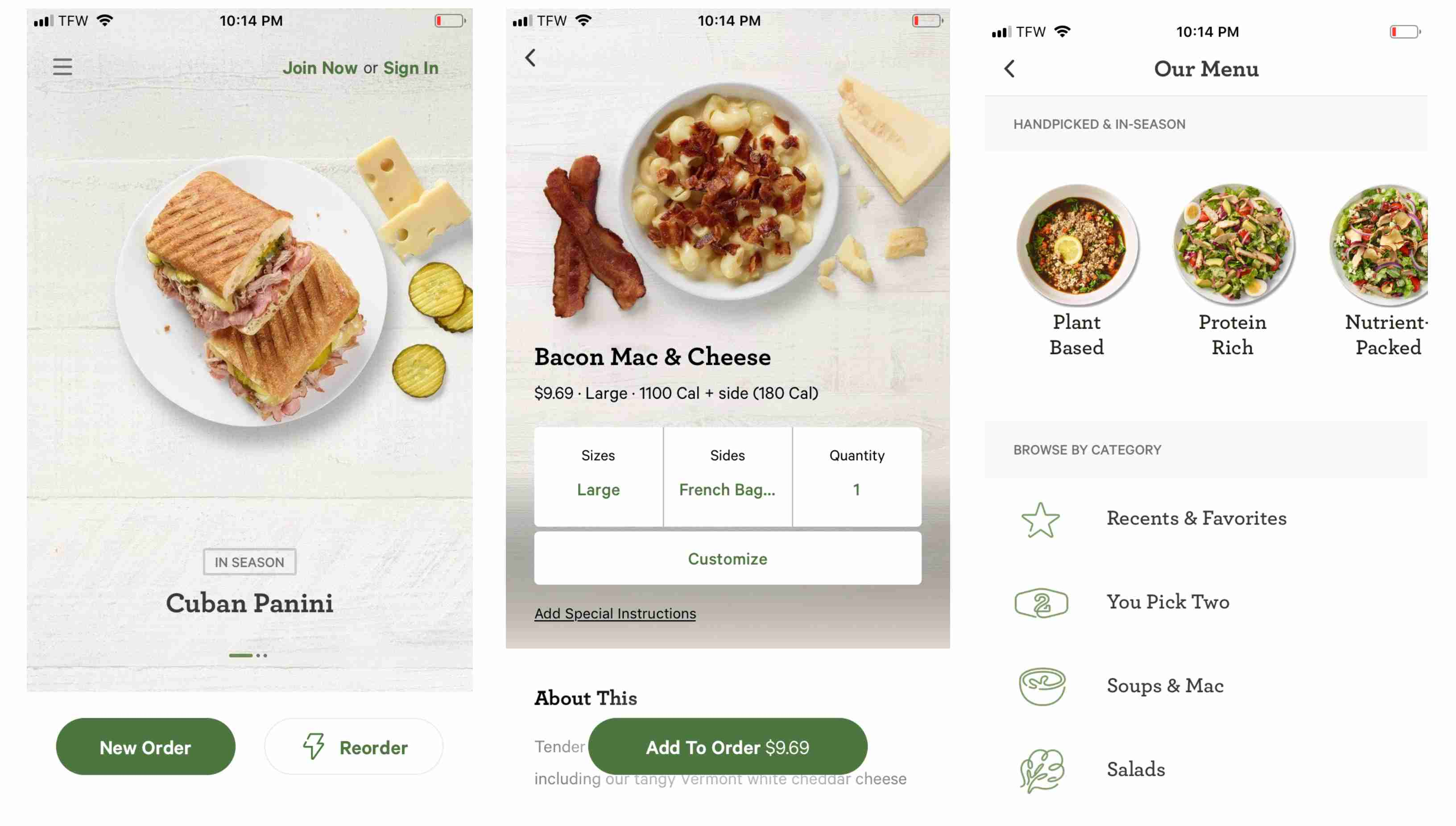 The 10 Best Fast Food Restaurant Apps Of 2019