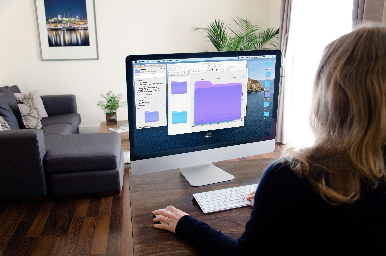 How to Change Folder Color on Mac