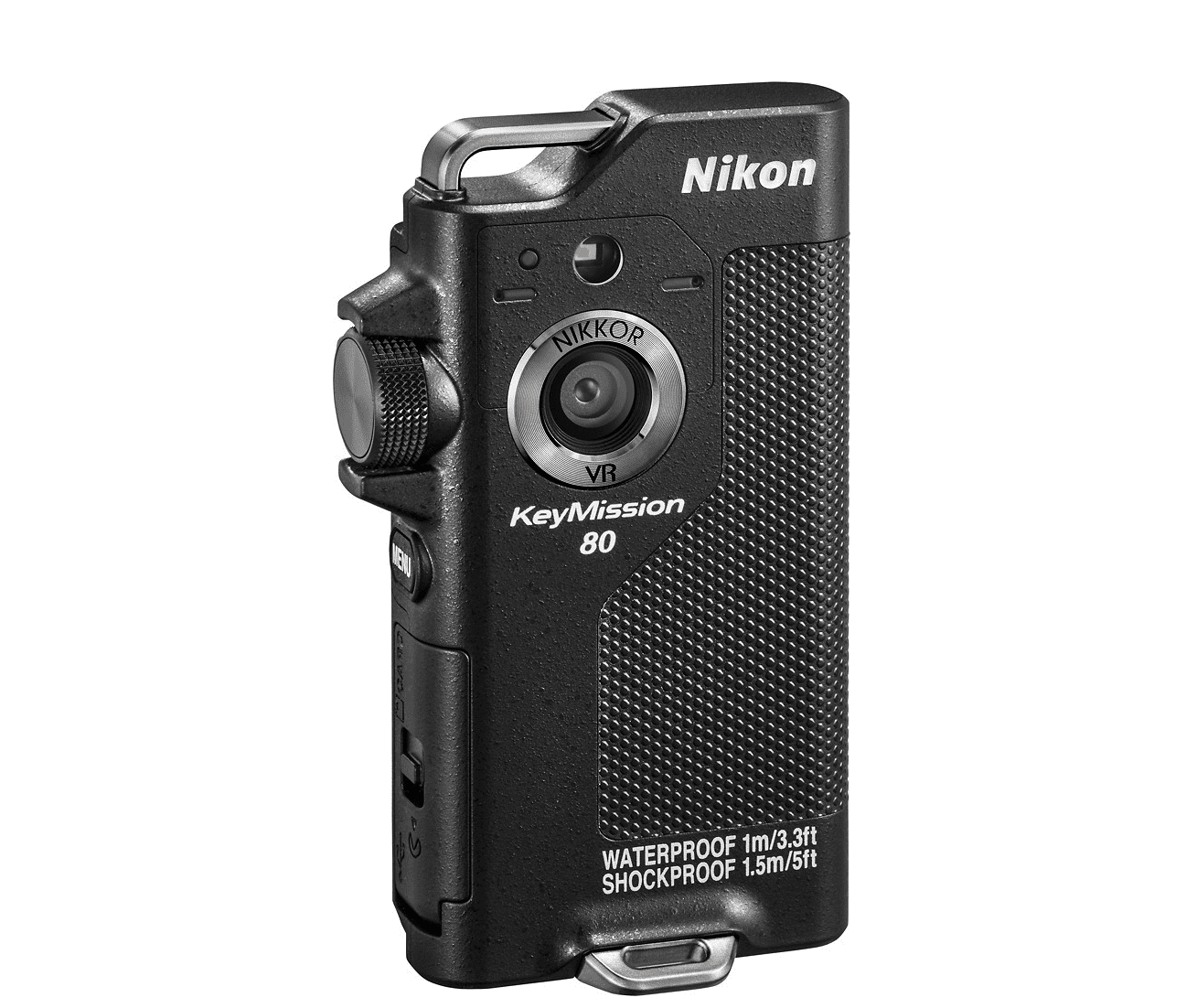 Best Compact Nikon Keymission 80hd Waterproof Action Camera
