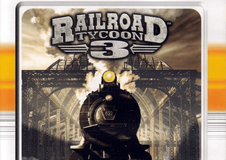 Game cover of Railroad Tycoon 3