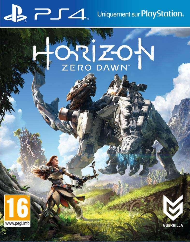 Guerrilla Games Horizon Zero Dawn