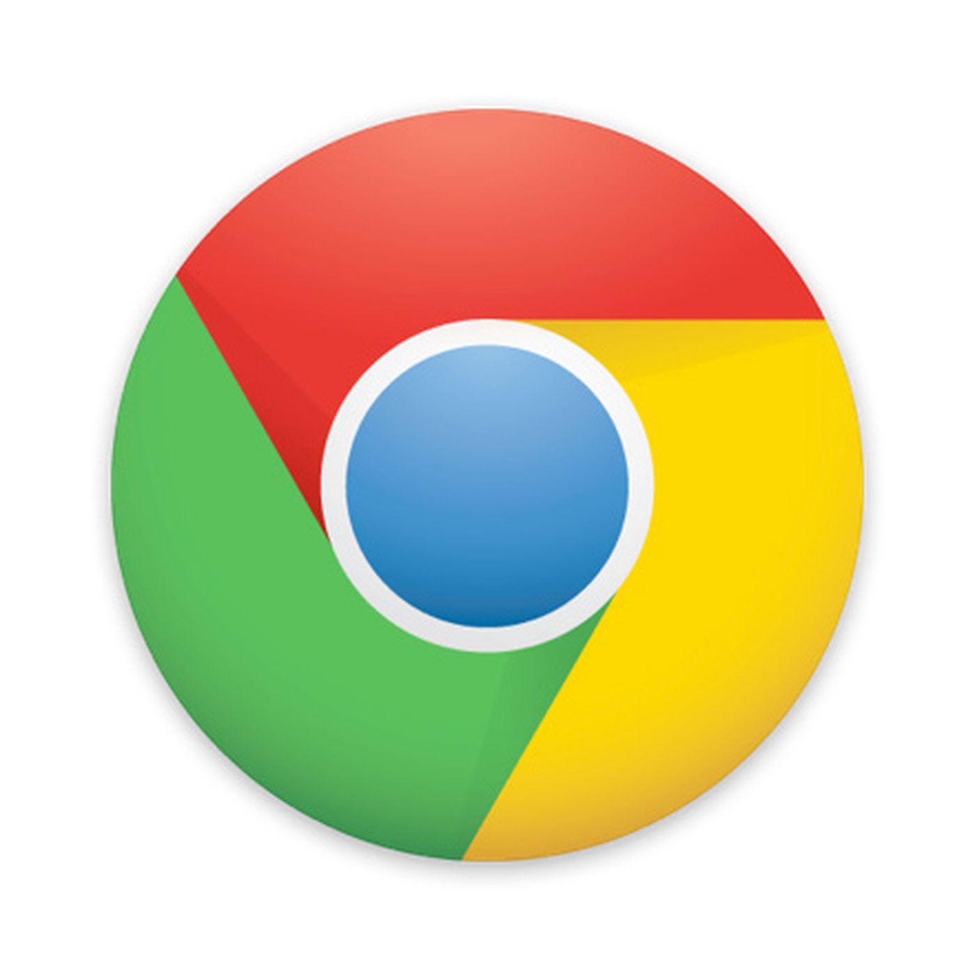 Google Chrome's logo