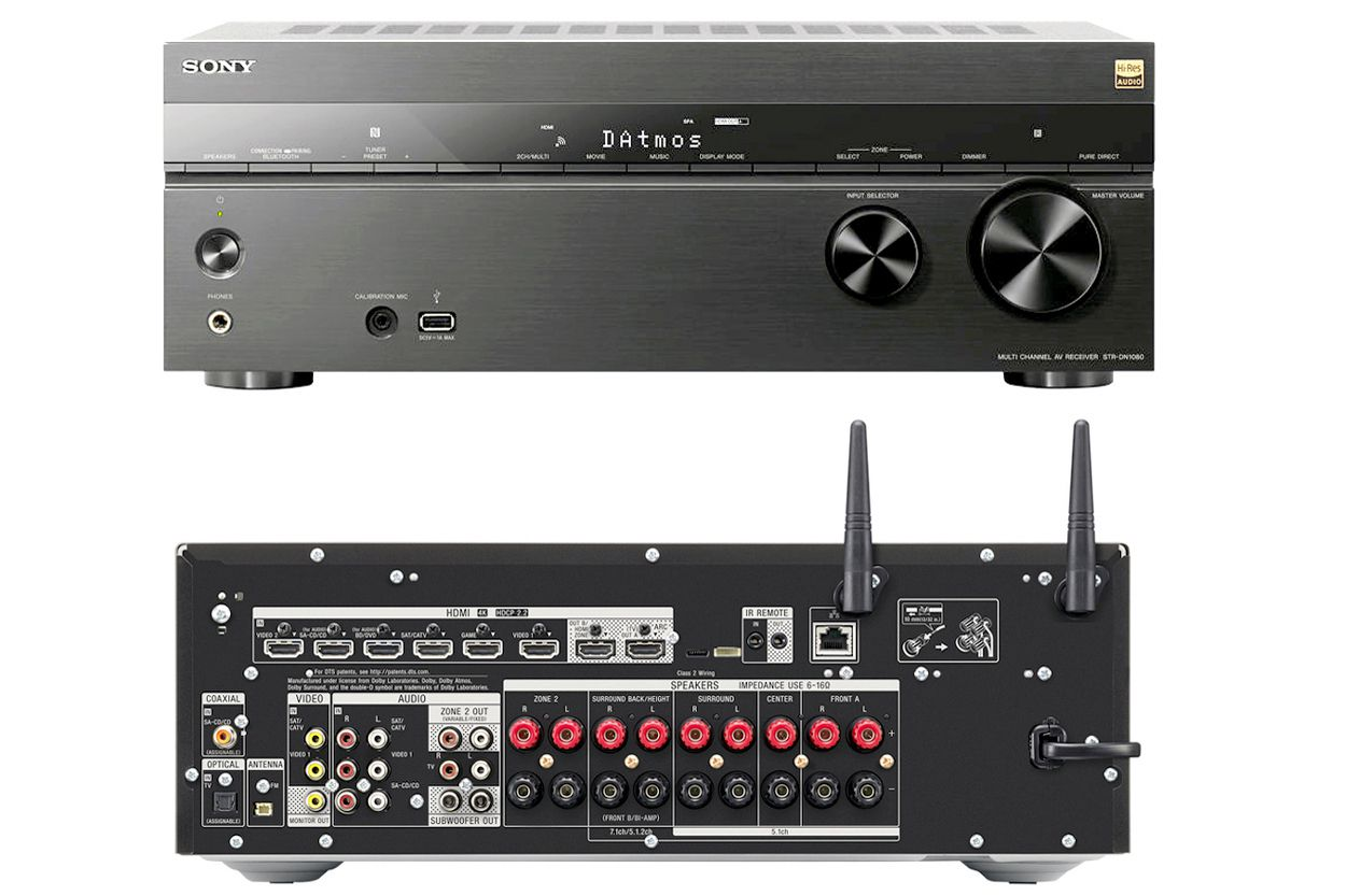 The 6 Best Mid Range Home Theater Receivers Of 2021