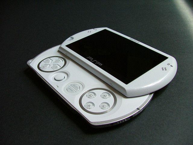 Pearl White PSP Go
