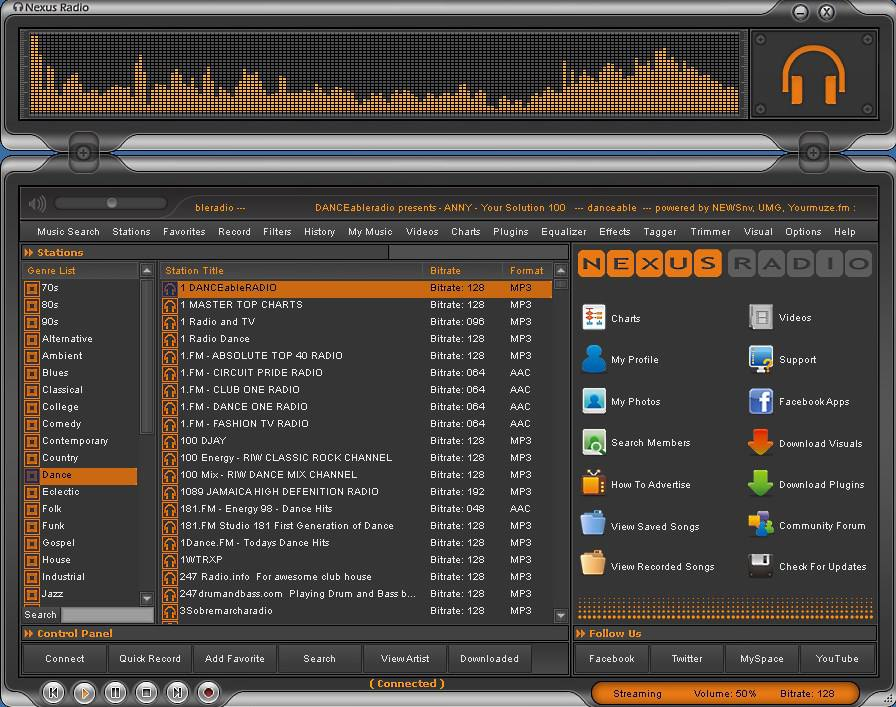 Record Internet Radio With These Free Tools
