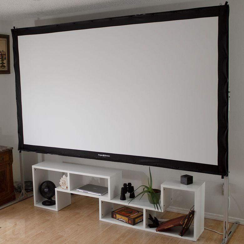Visual Apex Projector Screen