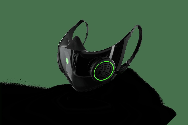 Razer's Project Hazel smart mask