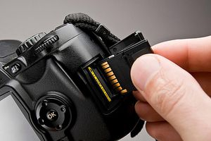 Troubleshooting Memory Cards