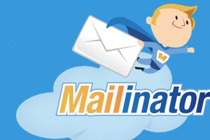 The Mailinator logo