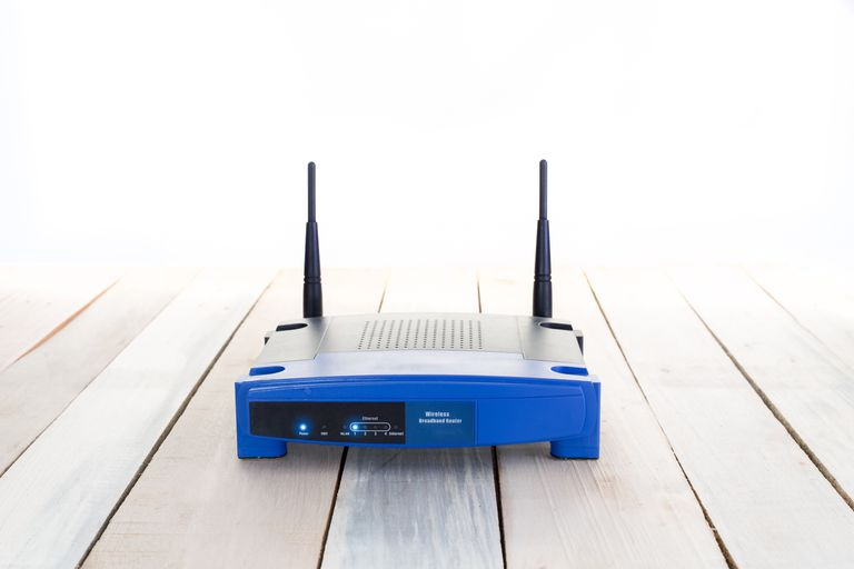 how to connect to a wireless internet router