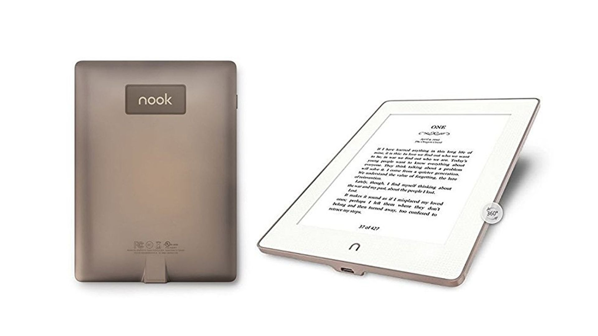 Double Take: Alternative E Ink Readers to Amazon's Kindle