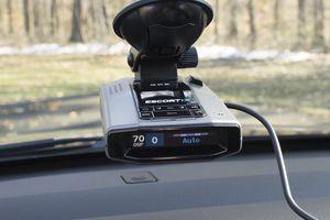 Escort iX Laser Radar Detector with GPS