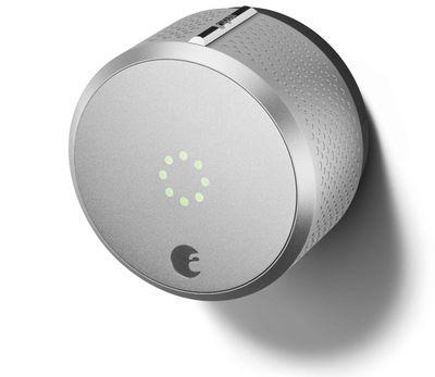 August Smart Lock with HomeKit