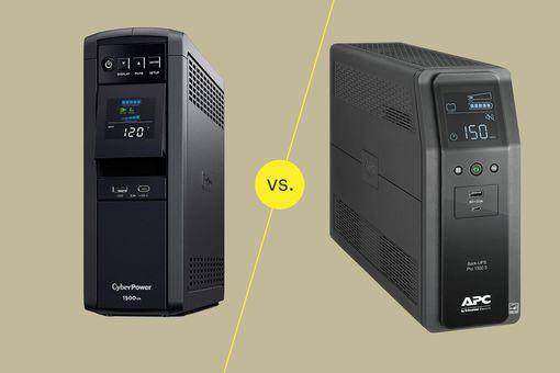 UPS vs.