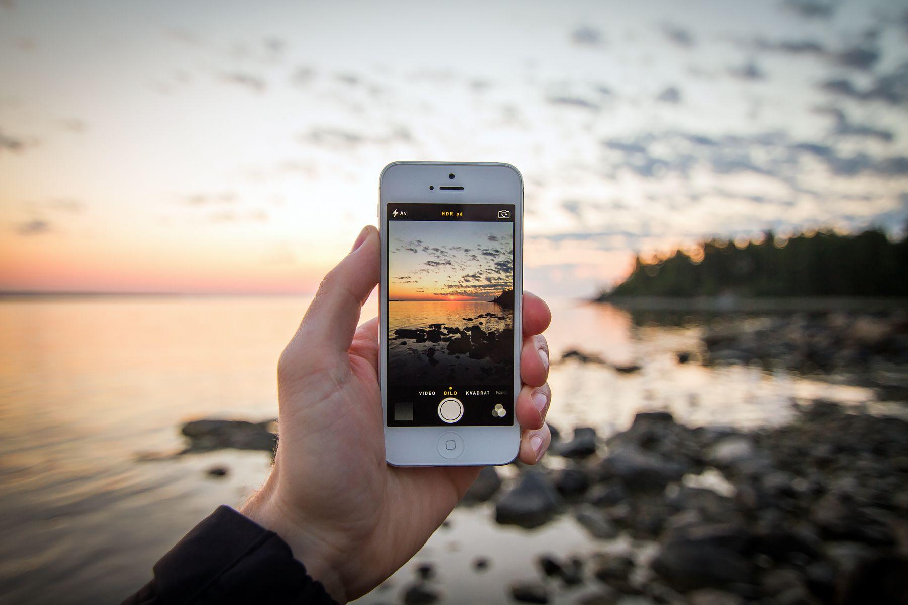 заказать, купить самая крутой редактор фото на айфон кристально чистая река